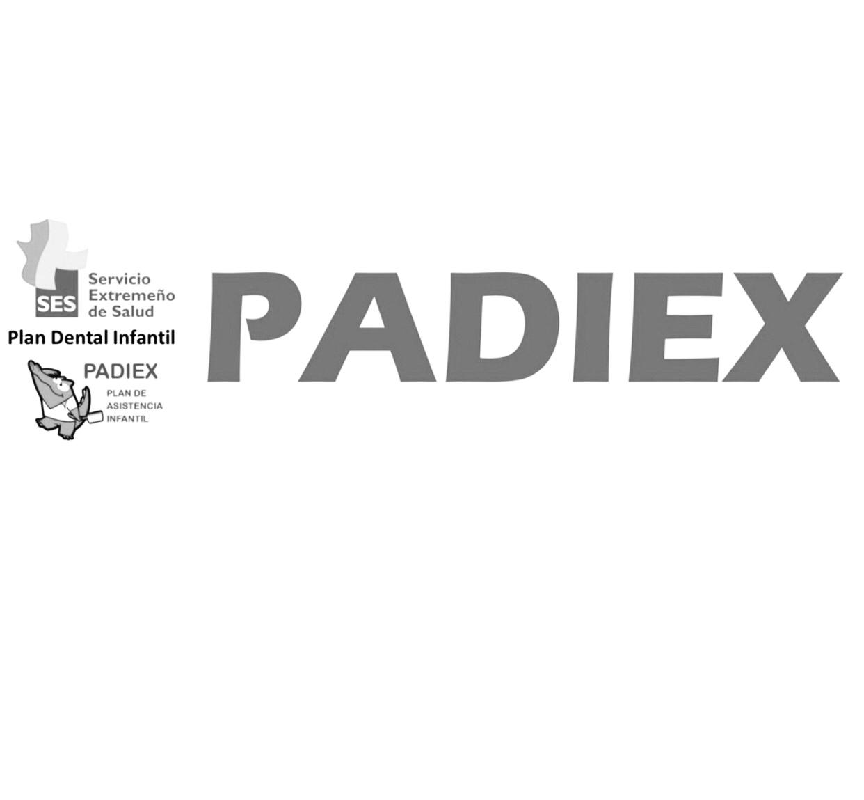 Padiex. Plan dental infantil junta Extremadura.